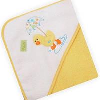 Полотенце с капюшоном Yellow Уточка