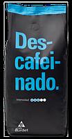 Кофе в зернах без кофеина Burdet Descafeinado, 1 кг 100% арабика без кофеина
