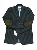 Шикарный школьный пиджак для мальчика Украина р.146