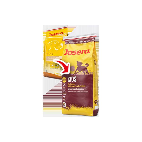 Сухой корм (Josera kids) сухой корм для щенков 15 кг