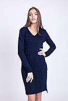 Платье женское теплое осень-зима