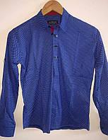 Рубашка для мальчика с длинным рукавом № 0180