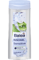 Balea Duschgel Sensitive, 300 ml - Гель для душа для чувствительной кожи, 300 мл