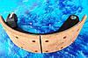 Тормозная колодка ПАЗ /пневматические тормоза/Нижний Новгород /, 16-3501090