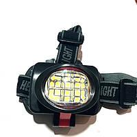 Налобный фонарик LL-536