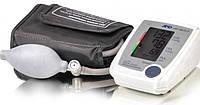 Тонометр полуавтоматический AND UA-705 на плечо c индикатором аритмии, звуковим сигналом, Япония