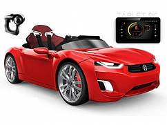 Детский электромобиль BROON F830 (red) Henes (Южная Корея)