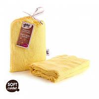 Бамбуковые пеленка/слинг XKKO® вмв коллекция Цветная 120х120