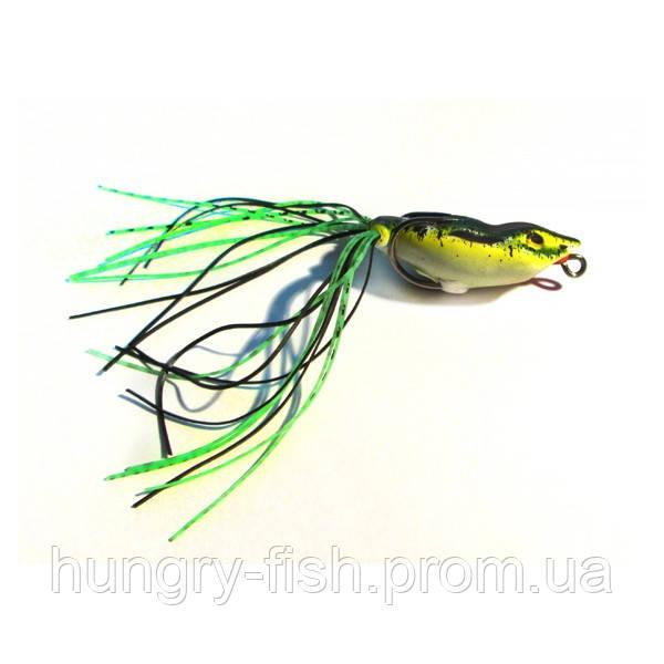 Лягушка JAX.MAGIC FISH FROG 1 D 4см