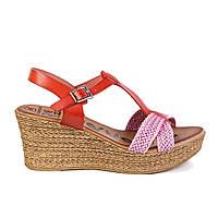 Босоножки женские кожаные Sandals 3270