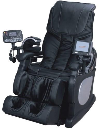 Массажное кресло с TV экраном и DVD