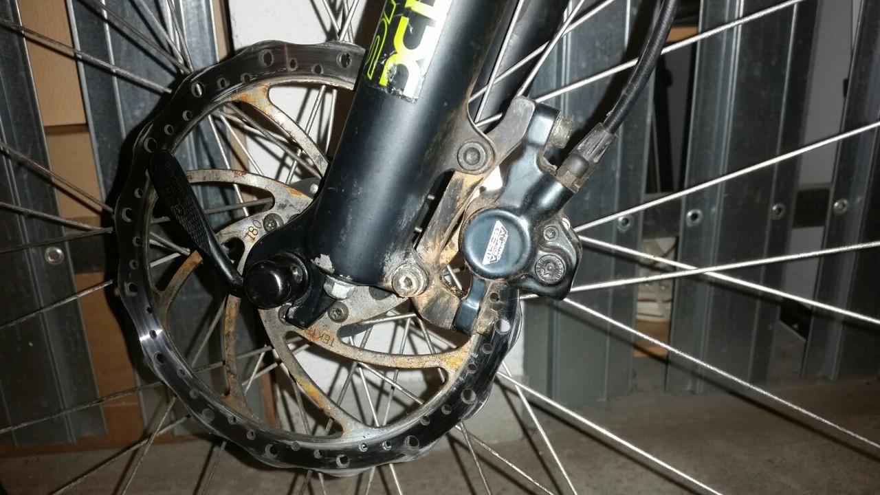 Велосипед БУ Bulls из Германии   продажа 99f598d11d277