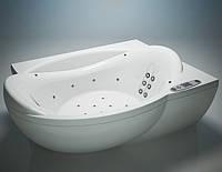 Акриловая угловая ванна wgt WATER CLUB (left/right)