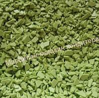 Осколки кондитерские зеленые 200 грамм