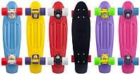 Пенни борд. Скейтборд Explore Penny Board 22