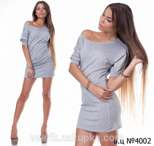 Женские платья мини