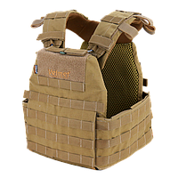 Чехол для бронежелета Plate Carrier Perun 3М