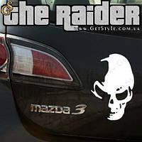 "Наклейка - ""The Raider"" - 12 х 9.5 см., фото 1"