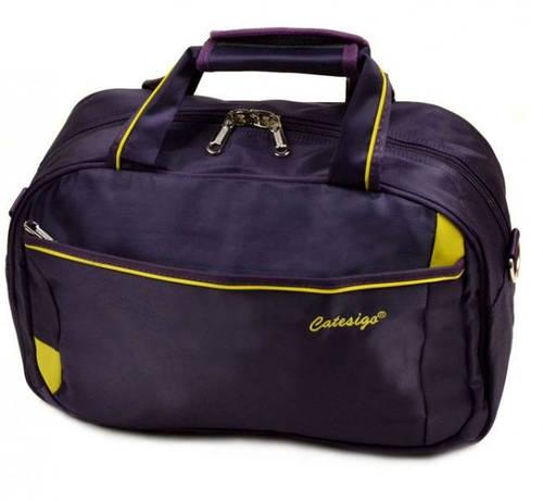Дорожная сумка-саквояж из нейлона 20 л. 17501 18 Small violet (фиолетовый)