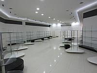 Отделка магазинов в ТРЦ Lavina Mall