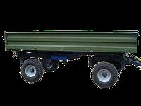 Тракторный самосвальный прицеп 2ПТС-8