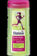 Balea Duschgel Sport & Refresh, 300 ml - Гель для душа Спорт & Освежение,  300 мл