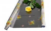 """Пленка для цветов """"Маки""""  0,65 кг*600мм"""