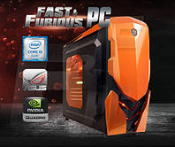 Компьютер FF R-Ninja II i5-6600K 3.5GHz/ 16GB /2GB QUADRO k620/ 120 SSD/ 1TB/ 750W
