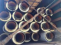 Теплоизолированные стальные трубы 426/560 в оболочке (ПЕ; СПИРО)