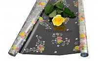 """Пленка для цветов """"Чайные розы"""" 0,65 кг*600мм"""