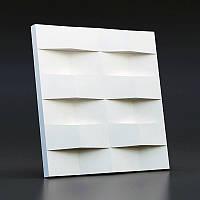 3D панели Ступенчатый кирпич 135