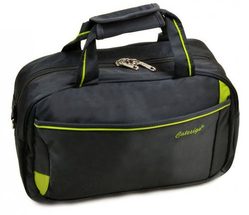 Дорожная сумка-саквояж из нейлона 20 л. 17501 18 Small grey (серый)