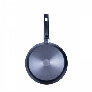 Сковорода без крышки тёмный гранит (диаметр 260 мм), фото 2