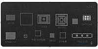 Aksline BGA-трафарет A247 для Apple iPhone 3G, iPhone 3GS, 12 in 1