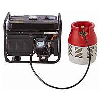 Бензиновый/газовый генератор Hyundai HHY 7000FGE