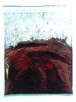 Пигмент минеральный красный (cурик)