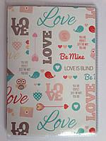 """Обложка на паспорт  """" Любовь """""""