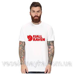 Футболка с принтом Fjallraven