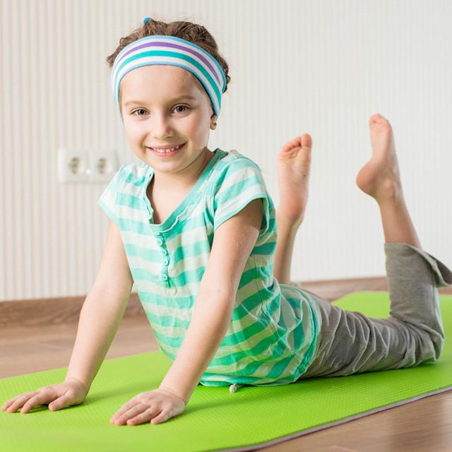 Детские коврики для игр и спорта