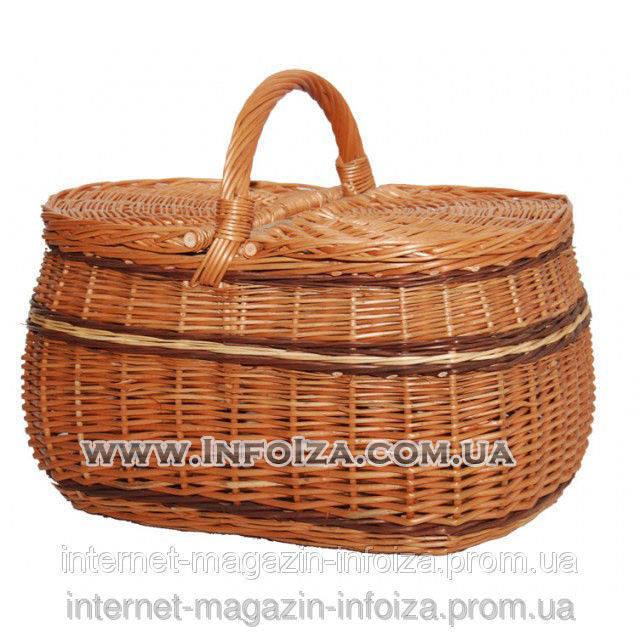 Пикник - повод купить корзинку летом - №1!