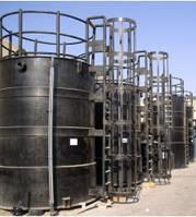 Емкости для хранения химических соединений, в т.ч. и агрессивных
