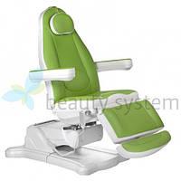 Электрическое косметическое кресло Mazaro BR-6672 зеленое