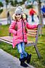 Куртка детская на девочку ,зима, фото 2