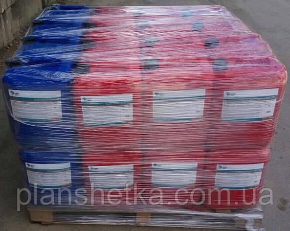 Кислотное моющее средство 24 кг красная канистра, фото 2