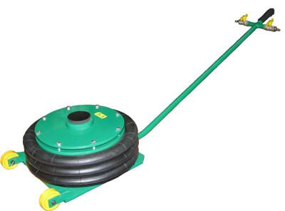 Домкрат пневматический ДП3  4т зеленый  (Запорожье)