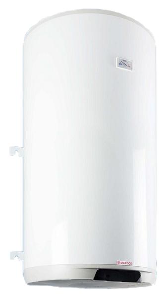 Бойлер электрический, навесной, вертикальный, круглый  DRAZICE OKCE 80. Рабочее давление 6 бар.