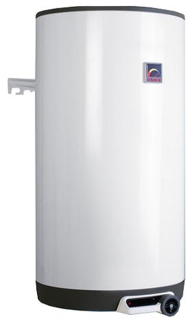 Бойлер электрический, навесной, вертикальный, круглый  DRAZICE OKCE 80. Рабочее давление 6 бар., фото 2