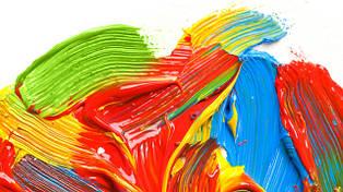Краски, кисти