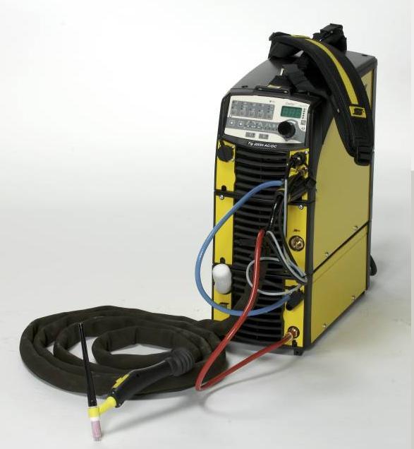 Ивертор для сварки алюминия Caddy Tig 2200i AC/DC