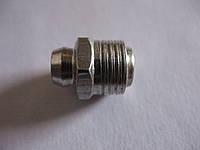 Масленка М10х1 прямая (1.2.Ц6), фото 1